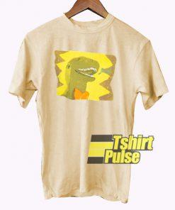 Harajuku Dinosaur t-shirt for men and women tshirt