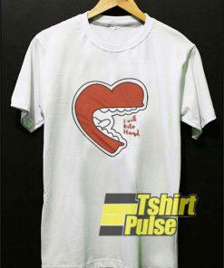 I Will Bite Hard t-shirt for men and women tshirt