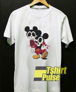 Mickey Mouse Bom Cartoon t-shirt for men and women tshirt