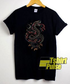 Snake Graphic t-shirt for men and women tshirt