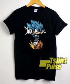 Sonic Lighting Speed t-shirt for men and women tshirt