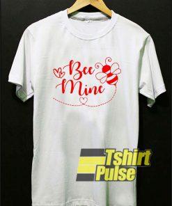 Bee Mine Art t-shirt for men and women tshirt