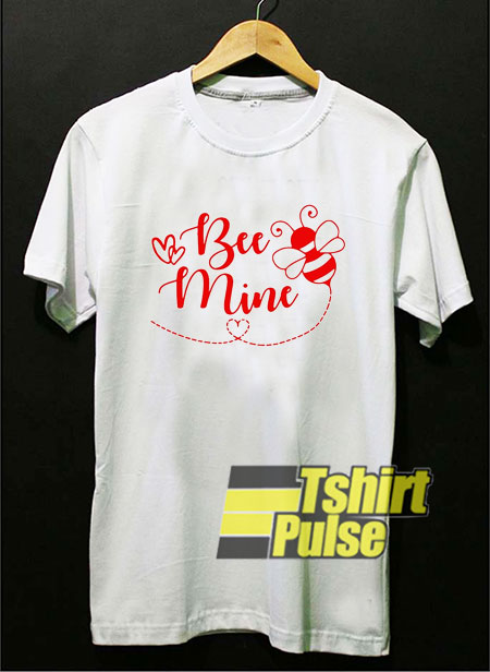 Bee Mine Art t shirt for men and women tshirt