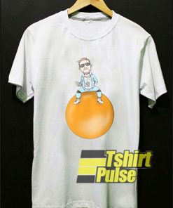 Cassidy On An Orange t-shirt for men and women tshirt