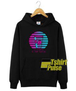 Cup Of Coffee Retro hooded sweatshirt clothing unisex hoodie