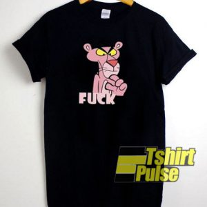 Fuck Pink Panther t-shirt for men and women tshirt