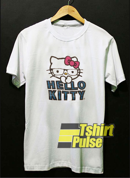 Funny Hello Kitty t-shirt for men and women tshirt