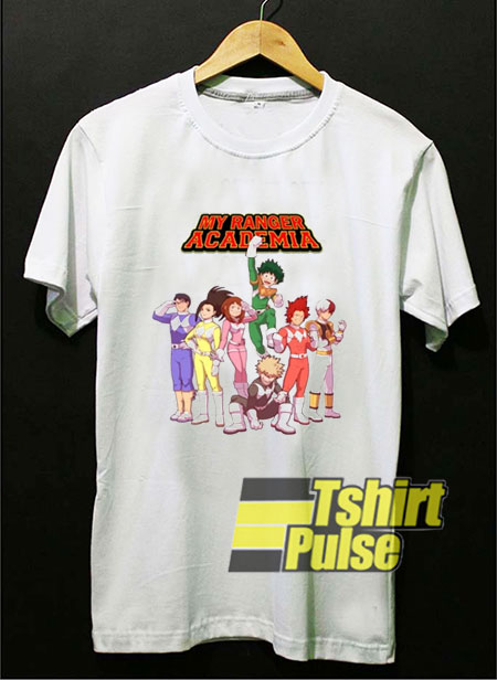 My Hero Academia Harajuku t-shirt for men and women tshirt