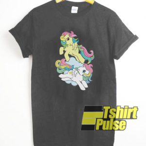 My Little Pony Soaring High t-shirt for men and women tshirt