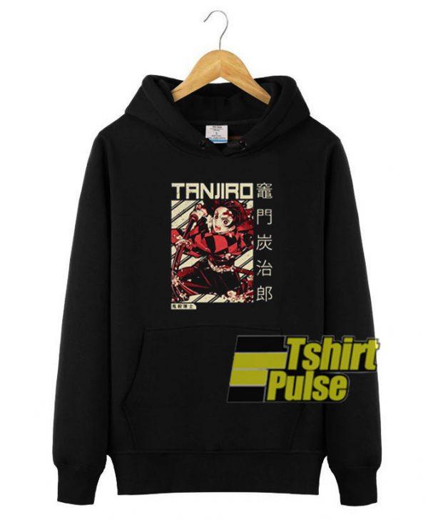 Tanjiro Demon Slayer Kimets hooded sweatshirt clothing unisex hoodie