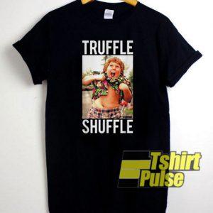 Truffle shuffle Chunk' t-shirt for men and women tshirt