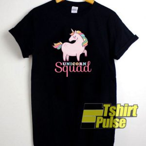 Unicorn Squad t-shirt for men and women tshirt