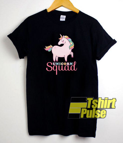 Unicorn Squad t shirt for men and women tshirt