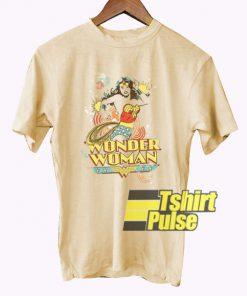 Wonder Woman DC Comics t-shirt for men and women tshirt