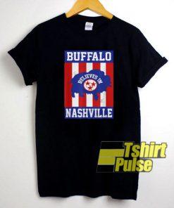 Buffalo Strong Nashville t-shirt for men and women tshirt