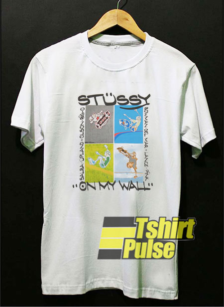 It is Good STUSSY t-shirt for men and women tshirt