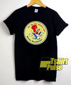 Woody Wood Laugh Logo t-shirt for men and women tshirt