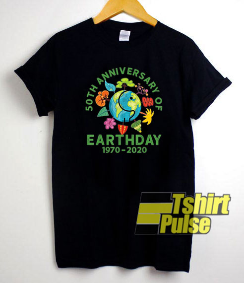 50th Anniversary Of Earth Day t-shirt for men and women tshirt