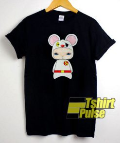 A Boy Danger Mouse Cosplay t-shirt for men and women tshirt