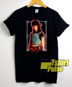 Aaliyah Aesthetic Styled t-shirt for men and women tshirt
