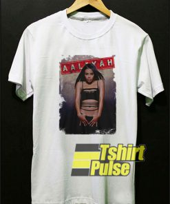 Aaliyah Rnb Hip Hop t-shirt for men and women tshirt