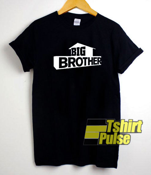 Big Brother Logo t-shirt for men and women tshirt