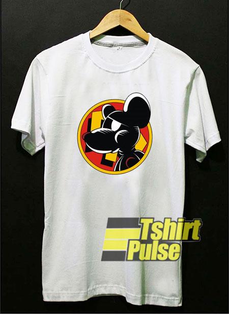Calling Danger Mouse t-shirt for men and women tshirt