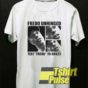 Chris Cuomo Fredo Unhinged t-shirt for men and women tshirt
