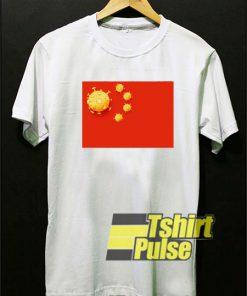 Coronavirus Made In China t-shirt for men and women tshirt