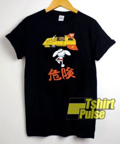 Danger Mouse Akira Japanese t-shirt for men and women tshirt