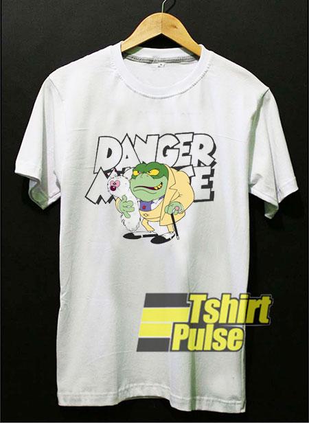 Danger Mouse Greenback t-shirt for men and women tshirt