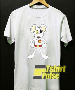 Danger Mouse Penfold British t-shirt for men and women tshirt