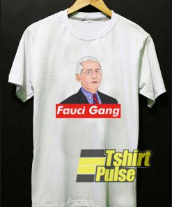 Fauci Gang Graphic t-shirt for men and women tshirt