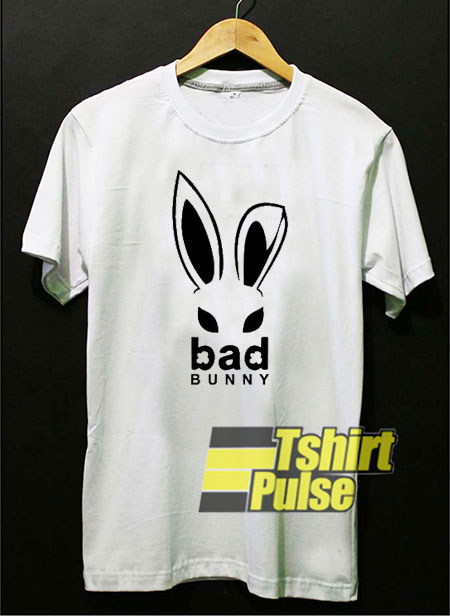 Funny Bad Bunny t-shirt for men and women tshirt