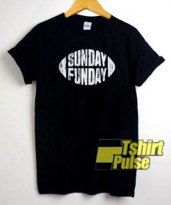Funny Sunday Funday t-shirt for men and women tshirt