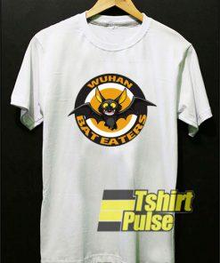Funny Wuhan Bat Eaters t-shirt for men and women tshirt