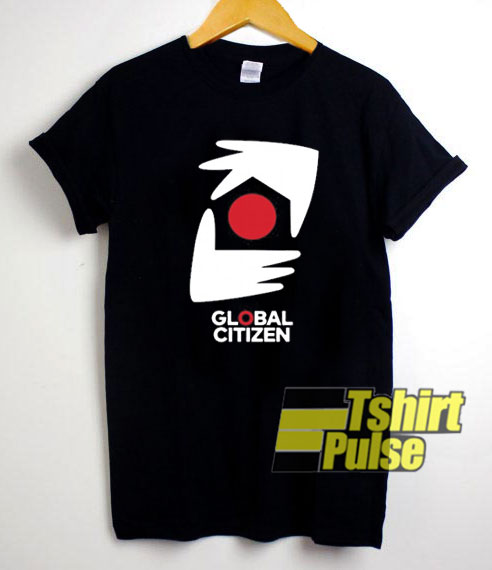 Global Citizen Stay At Home t-shirt for men and women tshirt