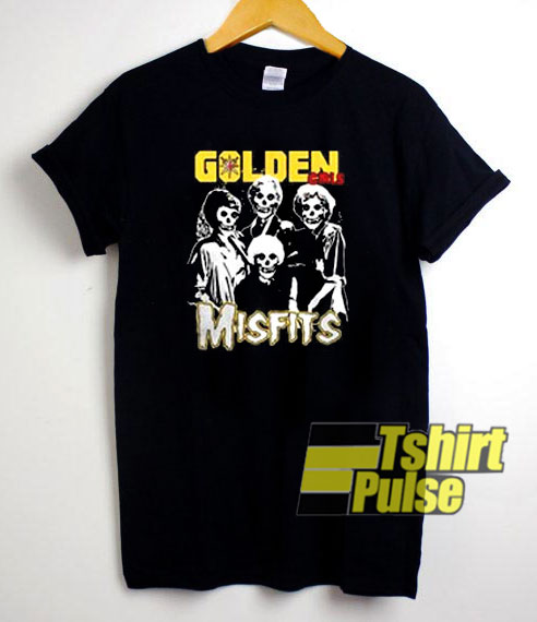 Golden Knights Girl Misfitss t-shirt for men and women tshirt