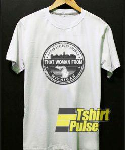 Gretchen Whitmer t-shirt for men and women tshirt