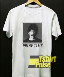 John Prine Time t-shirt for men and women tshirt