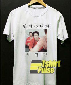 K-pop BTS Jimin Meme t-shirt for men and women tshirt