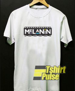 Melanin Art Box t-shirt for men and women tshirt
