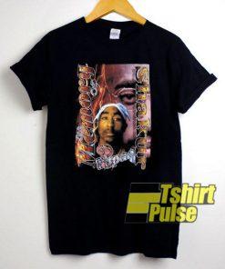 Memory Tupac Shakur t-shirt for men and women tshirt