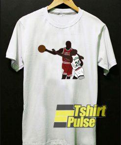 Michael Jordan One Hand t-shirt for men and women tshirt