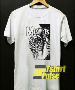 Misfits Pushead t-shirt for men and women tshirt