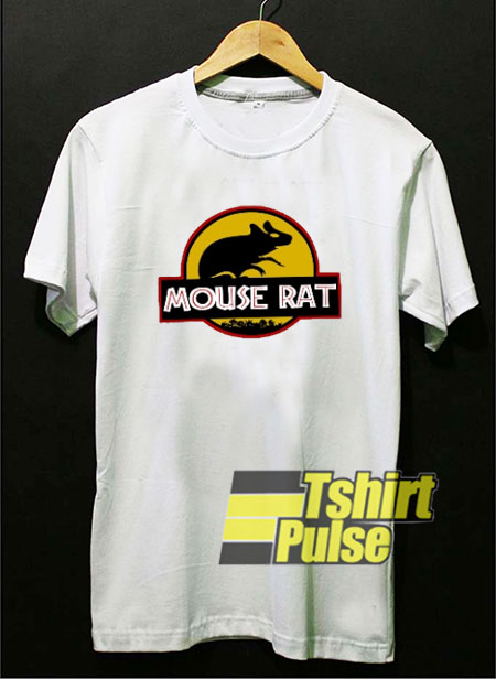 Mouse Rat Jurassic Park t-shirt for men and women tshirt