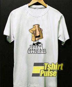Naked Doorman t-shirt for men and women tshirt