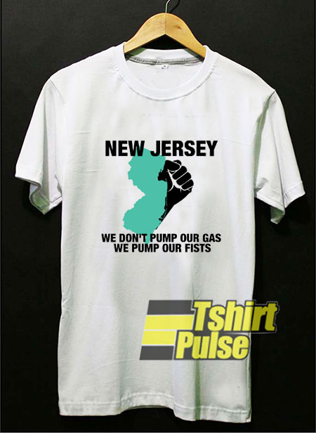 New Jersey Strong t-shirt for men and women tshirt