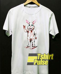Official Scary Bad Bunny t-shirt for men and women tshirt