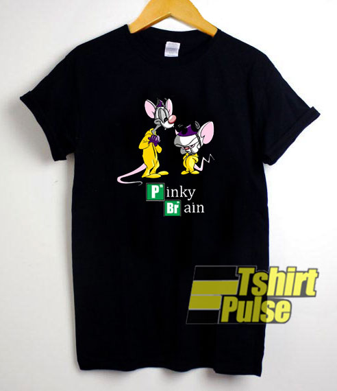 Pinky And the Brain TV Cartoon t-shirt for men and women tshirt